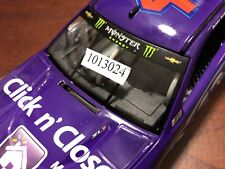 2018 Bubba Wallace Click N Close 1st PROTOTYPE Rookie car STP Petty rare proto