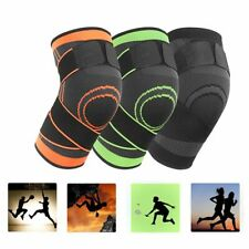 Knee Brace Sleeve Patella Support Stabilizer Sports Joint Pain Arthritis Relief