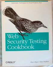 WEB SECURITY TESTING COOKBOOK - PACO HOPE / BEN WALTHER - O'REILLY 2009 - VER