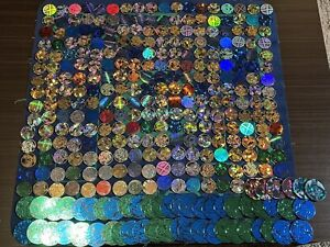Pokemon TCG Collectible Coin Lot - 300+ Coins, JUMBO Coins! Pikachu, Mew