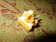 Vintage Ge Safety Guide Night Light Figural 30 Rock Nyc Building Skyscraper