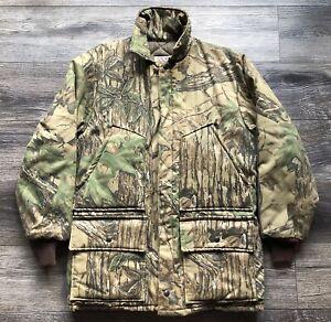 Walls Blizzard Pruf USA Insulated  Camo Coat Jacket Hunting Men Sz Medium