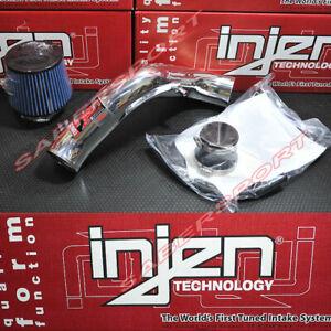 Injen IS Polish Short Ram Air Intake kit for 1994-2001 Acura Integra GS-R