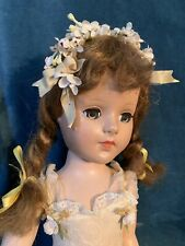 New listing 18� Sweet Sue By American Character Doll, Hard Plastic
