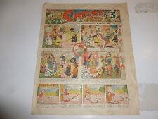 CHICKS' OWN Comic - Year 1952 - No 1357 - Date 07/06/1952 - UK Paper Comic