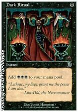 Dark ritual // nm // deckmasters // Engl. // Magic the Gathering