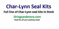 CharLynn A & H Series Seal Kit CL-60023