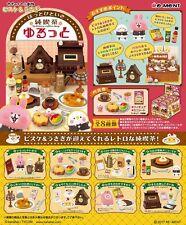 08/2017 Re-Ment Kanaha Little Animal Ordinary Coffee shop Full Set of 8 pcs