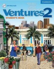 Ventures 2 Student's Book with Audio CD by Bitterlin, Gretchen, Johnson, Dennis