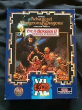 "AD&D EYE OF THE BEHOLDER II THE LEGEND OF DARKMOON PC Game Big Box 3.5"" Floppy"
