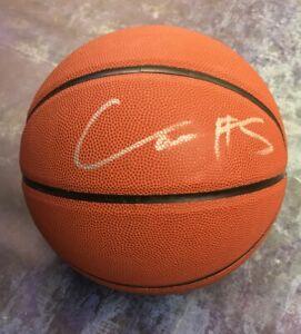 GFA Michigan State Spartans Star * CASSIUS WINSTON * Signed Basketball C3 COA