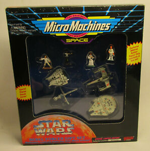 1994 Galoob Star Wars Micro Machines Rebel Forces Gift Set New & Sealed