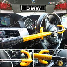 pour BMW Voiture Double Griffe antivol Résistant Haute Sécurité Verrou de volant