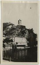 PHOTO ANCIENNE - TARASCON SUR ARIÈRE TOUR DE CASTELLA HÔTEL - Vintage Snapshot