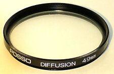 FILTRO POSSO DIFFUSIONE 49 mm - MADE IN JAPAN - INTROVABILE
