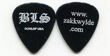 BLACK LABEL SOCIETY 2004 Record-Label promo Guitar Pick!!! ZAKK WYLDE