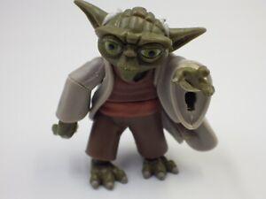 Figurine Star Wars Maître YODA  4cm HASBRO 2008N LFL