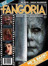 Cinestate Fangoria LLC Fangoria Vol. 2 Magazine #1