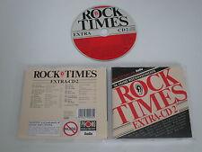 VARIOUS/AUDIO ROCK TIMES EXTRA-CD 2(AUDIO/PHONO MUSIC CD 27000602 A) CD ALBUM