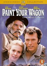 PAINT YOUR WAGON (Clint Eastwood) -  DVD - PAL Region 2 - Sealed