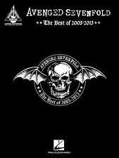 Avenged Sevenfold - the Best Of 2005-2013 (2017, Paperback)
