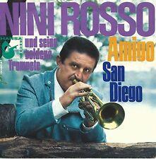 "Nini Rosso und seine goldene Trompete - Amigo (7"" Vinyl-Single Germany 1969)"