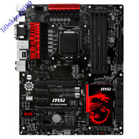 For MSI Z97-GD65 GAMING Motherboard LGA 1150 DDR3 ATX Mainboard Tested