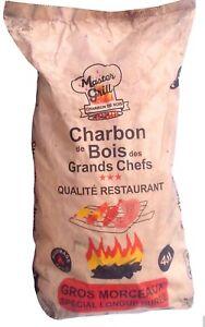 40 Litre Lumpwood Charcoal Char coal BBQ Barbecues Restaurant Grade
