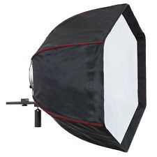 LIFE OF PHOTO Para-Softbox Octagon Softbox 60 cm für System-Blitz Kamera Dslr
