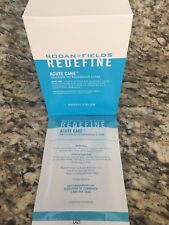 NEW + SEALED Rodan and Fields Redefine Acute Care Strips - Pack of 2
