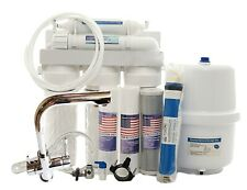 5 Levels System Reverse Osmosis Water Filter 3 Way Tap