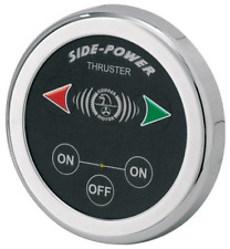 Imtra SM8955G, Side-Power Round Touchpanel Thruster Control