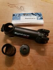 "SYNTACE F119 Alloy Stem 110mm +/- 6 Degree,Black (1""1/4 or 1""1/8) Canyon & Giant"