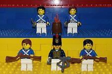 Lego Imperial Soldaten Figuren mit Zubehör Blaurock Piraten Minifig Pirates