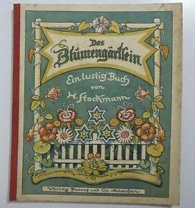 Preziosa opera figurata anni '20 in prima edizione_Opera di Hermann Stockmann