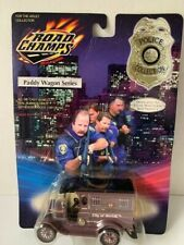 Road Champs Sheriff Paddy Wagon Series City of Norwalk Die Cast Vehicle