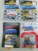 Racing Champions 1:64 NASCAR Lot Of  4 Die Cast Diecast Vintage B20