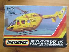 MAQUETTE 1/72 - MATCHBOX - MBB-Kawasaki BK 117 - Eurocopter EC145