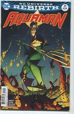 Aquaman #21 NM Rebirth  Abnett Eaton Faucher Eltaeb  DC Comics MD12