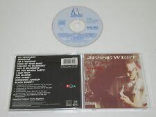 JESSE WEST/NO PRISONERS(MOTOWN ZD72695) CD ALBUM
