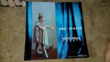 matchbox twenty-mad-season-1poster-2sided-12×12inches-nmint!!!