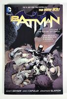 """BATMAN """"THE COURT OF OWLS"""" Vol. 1 New 52! DC Comics Paperback"""