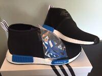 Adidas NMD_C1 Porter Japan NMD C1 Chukka Blue Black Boost CP9718 New DS