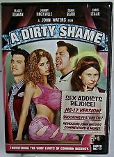A Dirty Shame DVD-200 John Waters Satire/Sex Comedy NC 17 Version Tracey Ullman