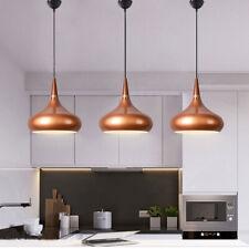 3X Bar Pendant Light Room Lamp Bronze Chandelier Lighting Kitchen Ceiling Lights