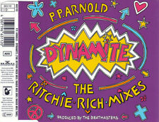 P.P. Arnold ‎– Dynamite (The Ritchie Rich Mixes) - Maxi CD Single © 1990 #663112
