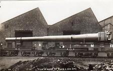 Railway Artillery Gun Weapon this is sure to make a big hit unused RP old pc