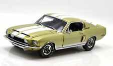 1968 Shelby GT 500 Fastback in 1:24 Scale by GMP Diecast Model