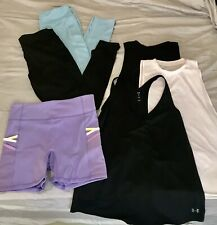 Women's Clothing Lot 6 Piece! Athletic Wear Size Large