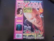 Christian Bale, Buffy The Vampire Slayer - FANGORIA Magazine 2000